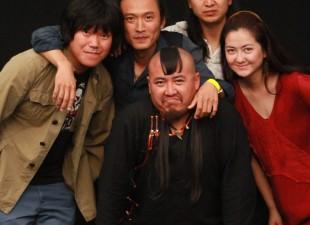 DaWangGang – sensacja europejskich festiwali world music z Chin po raz pierwszy w Polsce! (22.10.13)