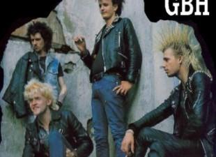 G.B.H. – legenda brytyjskiego punk rocka w Alibi (16.11.10)