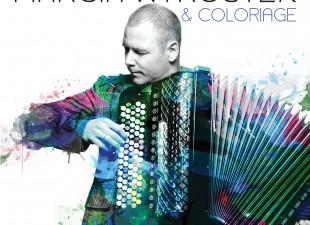 """Marcin Wyrostek & Coloriage – nowy projekt fenomenalnego akordeonisty, zwycięzcy programu """"Mam Talent"""" (18.03.12)"""