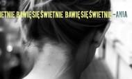 """Ania Dąbrowska w koncercie promującym nowy album """"Bawię się świetnie"""" (24.11.12)"""