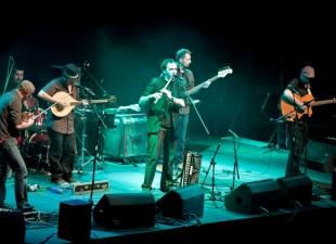 Beltaine – celtycka muzyka na Folkowym Graniu w Łykendzie (7.03.13)