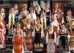 The Bulgarian Voices Angelite – światowej sławy żeński chór w programie kolędowym (4.12.10)