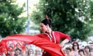 """""""Flamenco namiętnie"""" – spektakl muzyczny  w reżyserii Krystyny Jandy (5.03.14)"""