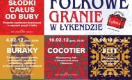 Folkowe Granie – nowy cykl koncertowy we wrocławskim Łykendzie!