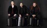 Motion Trio – światowej sławy trio akordeonowe zagra w Synagodze (13.01.11)