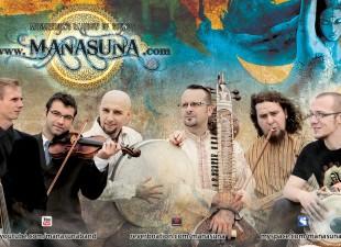 Manasuna – fuzja dźwięków Orientu i nowoczesnej elektroniki (14.03.13)
