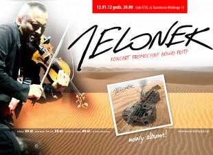 Jelonek promuje nowa płytę w Eterze  (12.01.12)