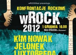 Konfrontacje Rockowe – wROCK 2012 w grudniu! (1.12.12)