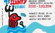 Szanty we Wrocławiu po raz 25! (27.02.14 – 02.03.14)