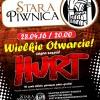 Hurt zagra na otwarciu Starej Piwnicy – nowego klubu muzycznego we Wrocławiu! (28.04.16)