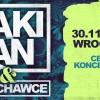 ŁĄKI ŁAN & DMUCHAWCE we Wrocławiu! (30.11.18)