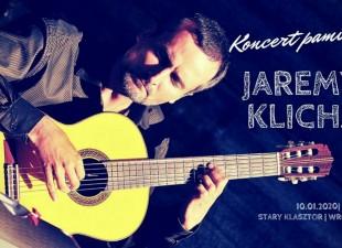Jarema Guitar Day -koncert pamięci Jaremy Klicha w St.Klasztorze