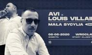 Avi x Louis Villain – Mała Sycylia Tour – Wrocław(08.08.20)