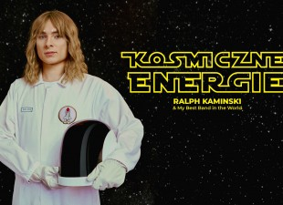 """Ralph Kaminski / Wrocław / """"Kosmiczne Energie"""" / 18.08.21"""