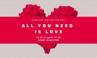 "Koncert Walentynkowy ""All You Need Is Love"" w Starym Klasztorze! (14.02.21)"