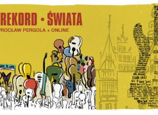 Gitarowy Rekord Świata 2021 – zagraj z nami 19 czerwca we Wrocławiu