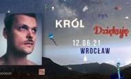 KRÓL – plenerowy koncert promujący najnowszą płytę!(12.06.21)