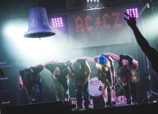 TRIBUTE TO AC/DC w Starej Piwnicy! (10.11.2018)
