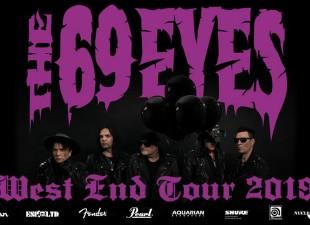 The 69 Eyes we Wrocławiu – jedyny koncert w Polsce! (11.11.19)