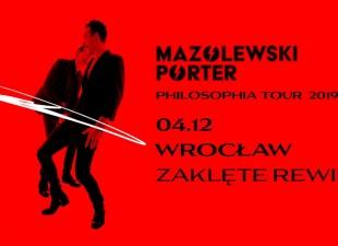 Mazolewski & Porter zagrają w Zaklętych Rewirach! (4.12.19)