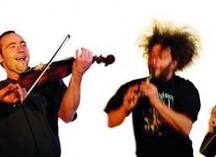 Carrantuohill – wieczór z irlandzką muzyką w Starym Klasztorze! (12.09.19)