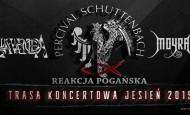"Percival Schuttenbach ""Reakcja Pogańska"" / Wrocław – Stary Klasztor+Lilla Veneda i Moyra (15.11.19)"