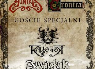 Folk Metal Night: RUNIKA, CRONICA, RADOGOST, ŻYWIOŁAK (18.01.20)