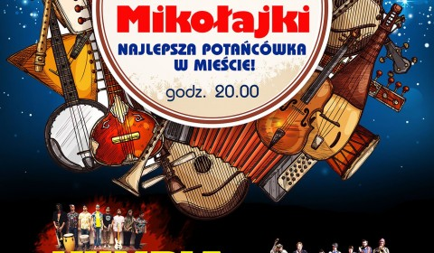 Folkowe Mikołajki w Starym Klasztorze! (6.12.19)