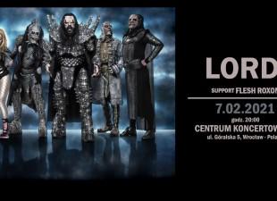 Zespół LORDI wystąpi we Wrocławiu! (19.09.21)