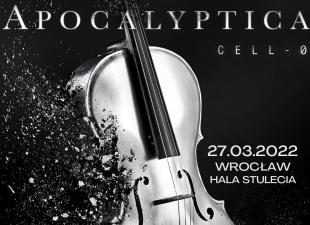 Apocalyptica zagra w marcu we Wrocławiu !(27.03.22)
