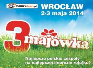 3-Majówka 2014! Najgłośniejszy weekend w Polsce! (2-3.05.14)