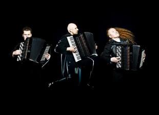 Motion Trio – muzyka na trzy akordeony oraz plastyczne wizualizacje! (24.03.15)