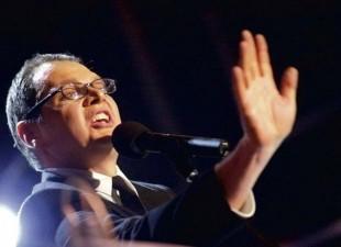 MARIUSZ LUBOMSKI zaśpiewa w Starym Klasztorze! (10.05.16)