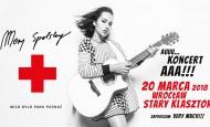 Mery Spolsky zagra w Starym Klasztorze! (20.03.18)