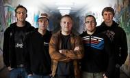 Overweight – ska i punk rock z Belgii w Łykendzie! (7.04.14)