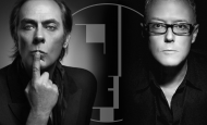"Peter Murphy & David J. ""40 years of BAUHAUS"" we Wrocławiu! (26.11.18)"
