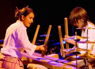 TTUKUNAN – wirtuozi drewnianych instrumentów txalaparta z Kraju Basków zagrają w Starym Klasztorze! (23.07.14)