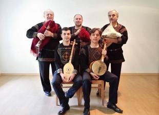 Zespół Urmuli z Gruzji zagra w Starym Klasztorze! (18.09.16)