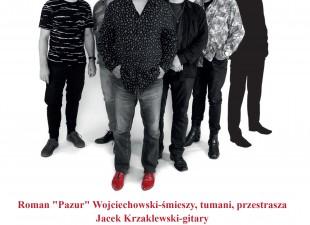 """""""Wspomnienie"""" Czesława Niemena – Roman """"Pazur"""" Wojciechowski & band (5.02.20)"""