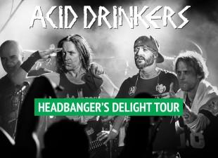 ACID DRINKERS ponownie w Starym Klasztorze! (19.12.15)
