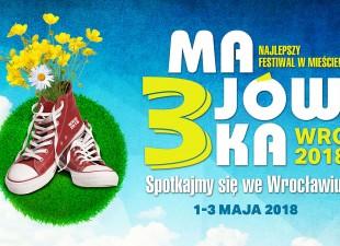 3-Majówka 2018 – bilety w sprzedaży !