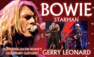 Bowie Starman – muzyczny hołd dla Davida Bowiego na Gitarowym Rekordzie Guinnessa we Wrocławiu! (3-majowka 2020)