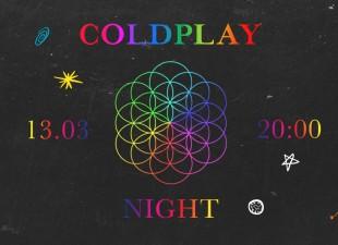 Coldplay Night w Starym Klasztorze! (13.03.19)