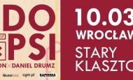 Eldo z nową płytą w Starym Klasztorze! (10.03.17)