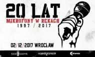 """Eldo / Jotuze – """"20 lat mikrofony w rękach TOUR"""" we Wrocławiu! (02.12.17)"""