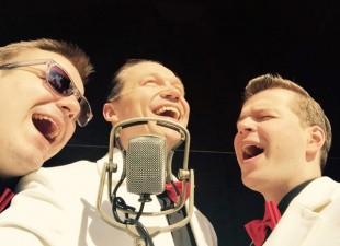 WOJTEK MAZOLEWSKI & EXCENTRYCY w rytmie swinga na Walentynki! (15.02.16)