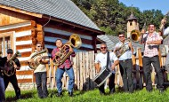 FANFARA TRANSYLVANIA –  jedna z najbardziej znanych bałkańskich orkiestr dętych z Rumunii zagra w Starym Klasztorze! (18.05.15)