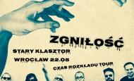 Marcin Świetlicki i Zgniłość zagrają w Starym Klasztorze! (22.05.20)