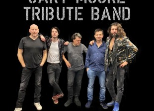 GARY MOORE Tribute BAND feat. Jack Moore (15.03.20)
