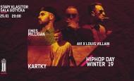 Hip Hop Day – Winter 2019 w Starym Klasztorze! (25.01.19)